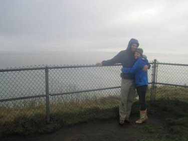 who proposes at Cape Disappointment?!